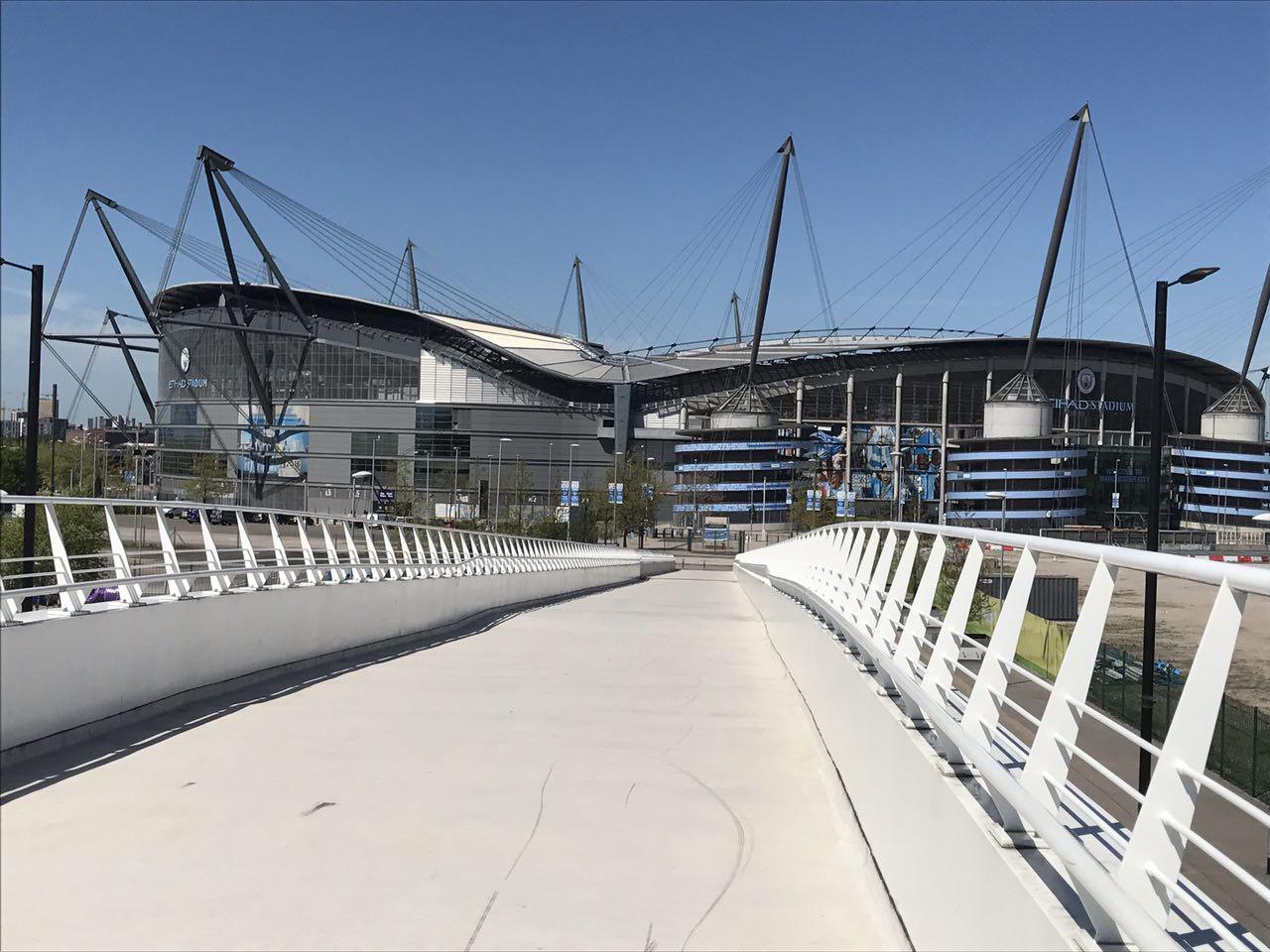 Manchester City stadion
